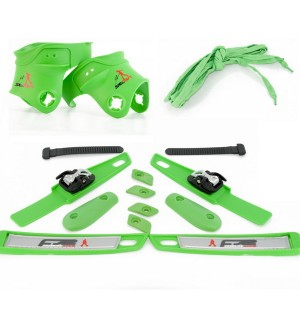 Seba FR Custom Kit (Green) - 2011